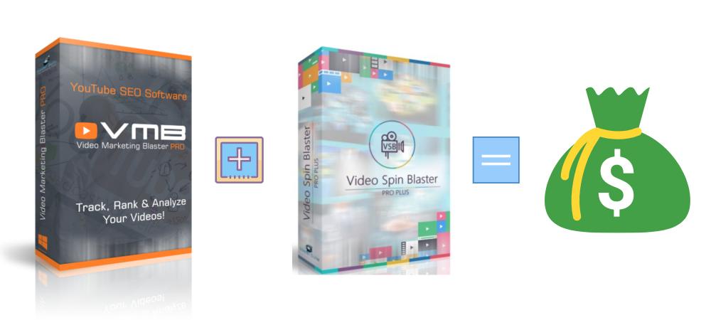 Video Marketing Blaster & Video Spin Blaster